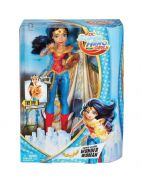 DC Super Hero Girls - Power Action Feature Wonder Woman Doll
